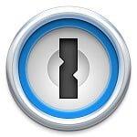 1密碼徽標