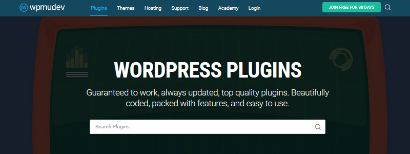 Free WordPress Plugins - Clean Code