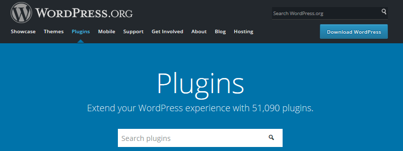 Free WordPress Plugins - WordPress Repository