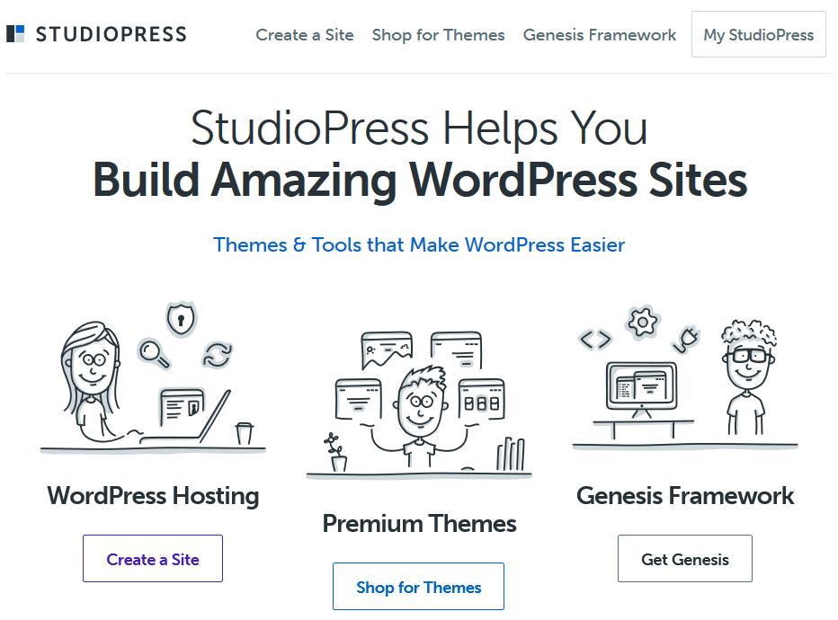 studiopress?