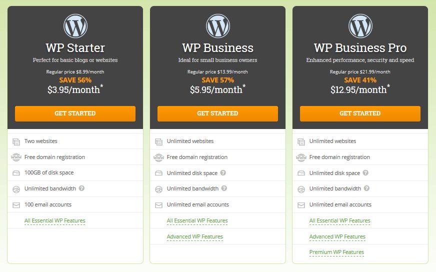 HostPapa WordPress ہوسٹنگ