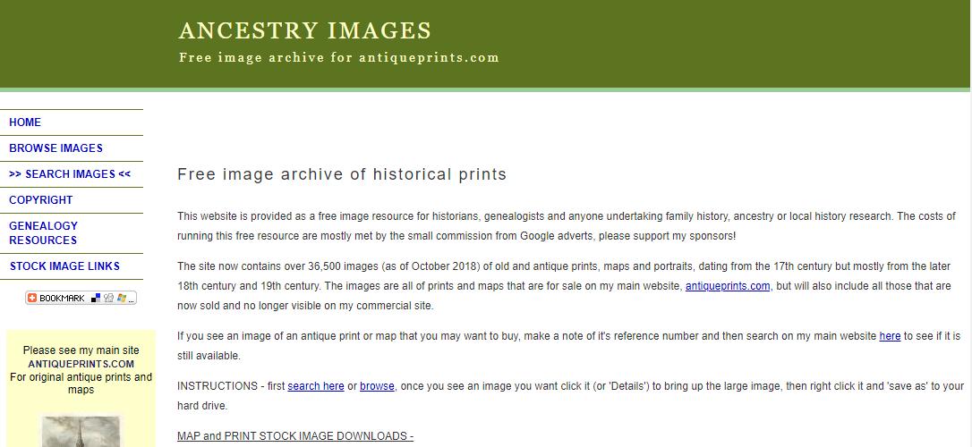 изображения предков