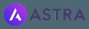 アストラのテーマロゴ