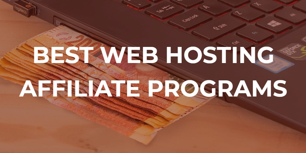 bästa webbhotell affiliate-program