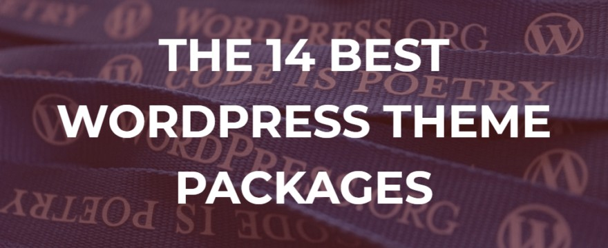 best wordpress theme packages for developers
