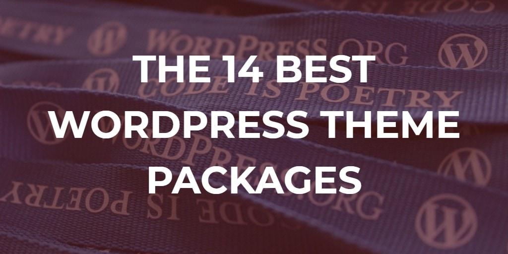 les meilleures wordpress packages de thèmes pour les développeurs