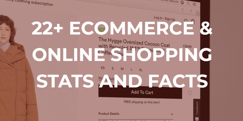 Estadísticas y datos de comercio electrónico y compras en línea 2019
