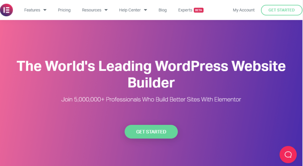 elementor wordpress side builder alternativer