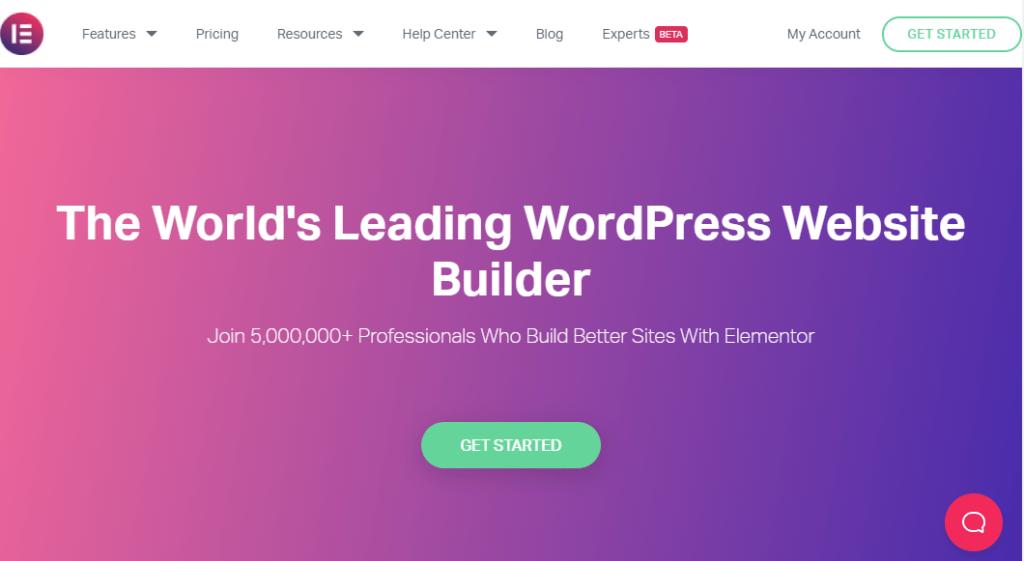 Elementor wordpress Alternativen für den Seitenersteller