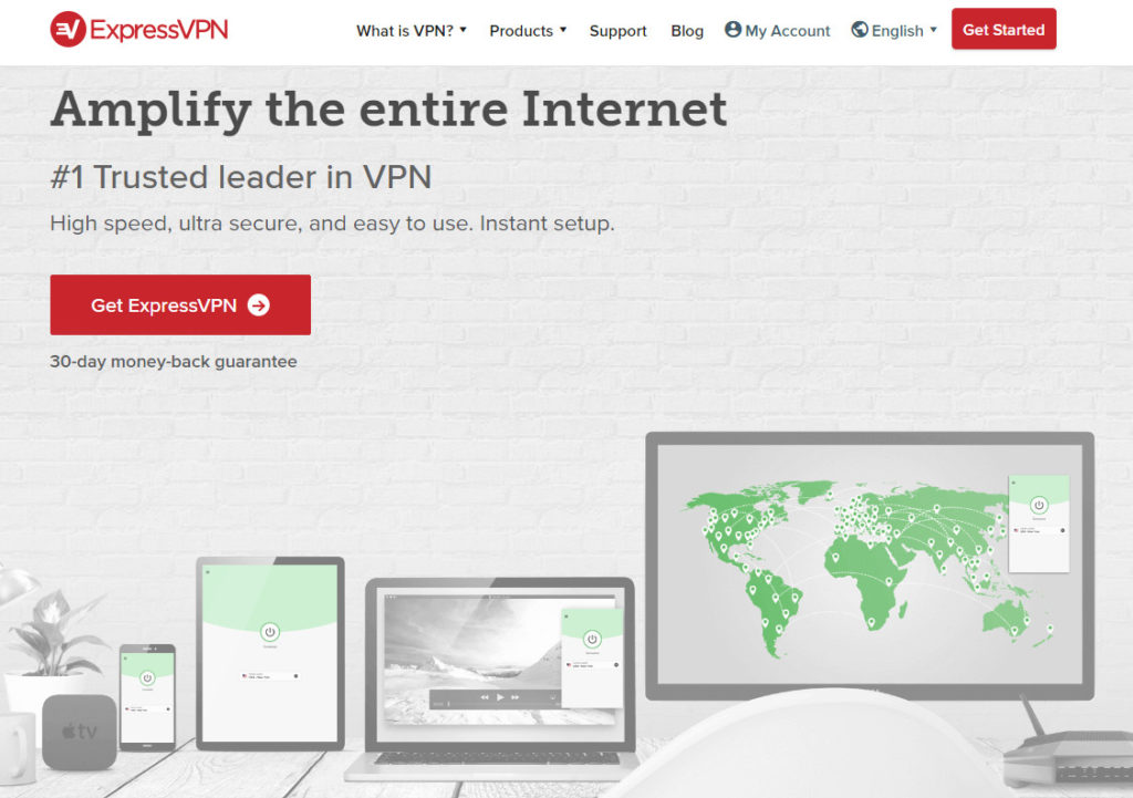 expressvpn alternatibo