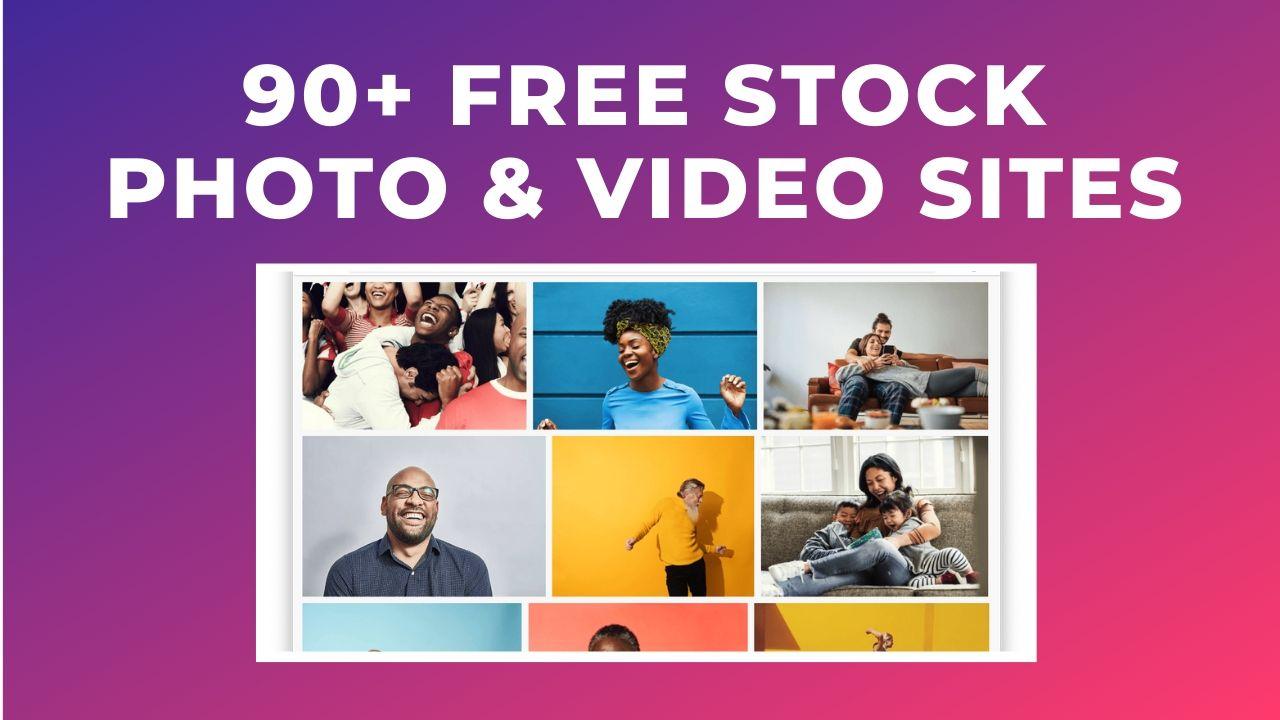 безплатни сайтове за снимки и видео