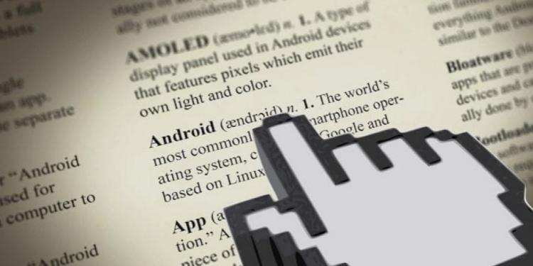 woordenlijst online beveiliging