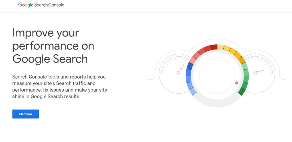 google søgekonsol