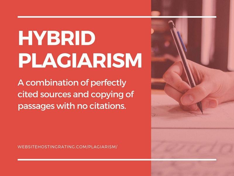 hybrid na plagiarism
