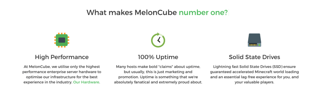 recursos do meloncube
