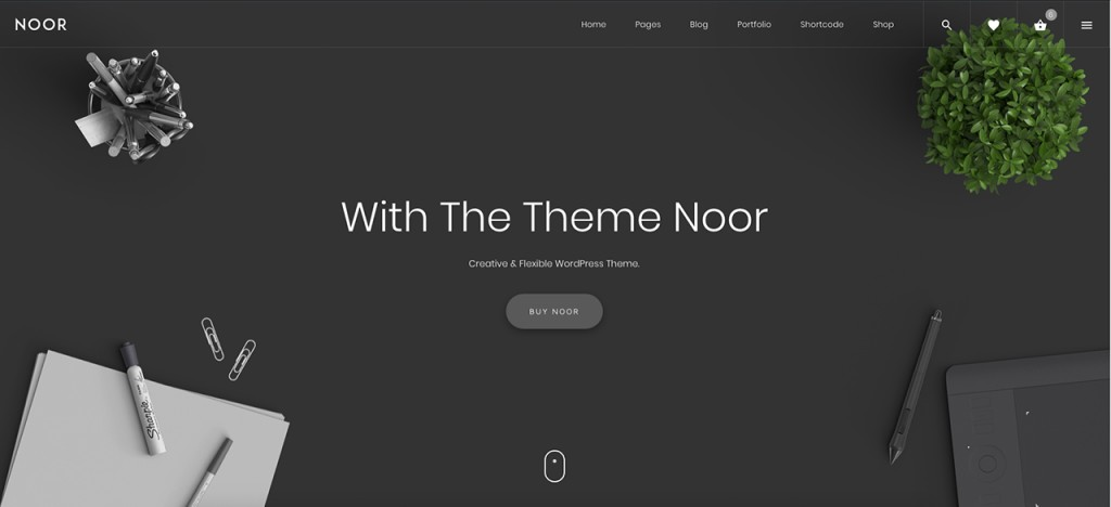 Noor WordPress AMP Theme