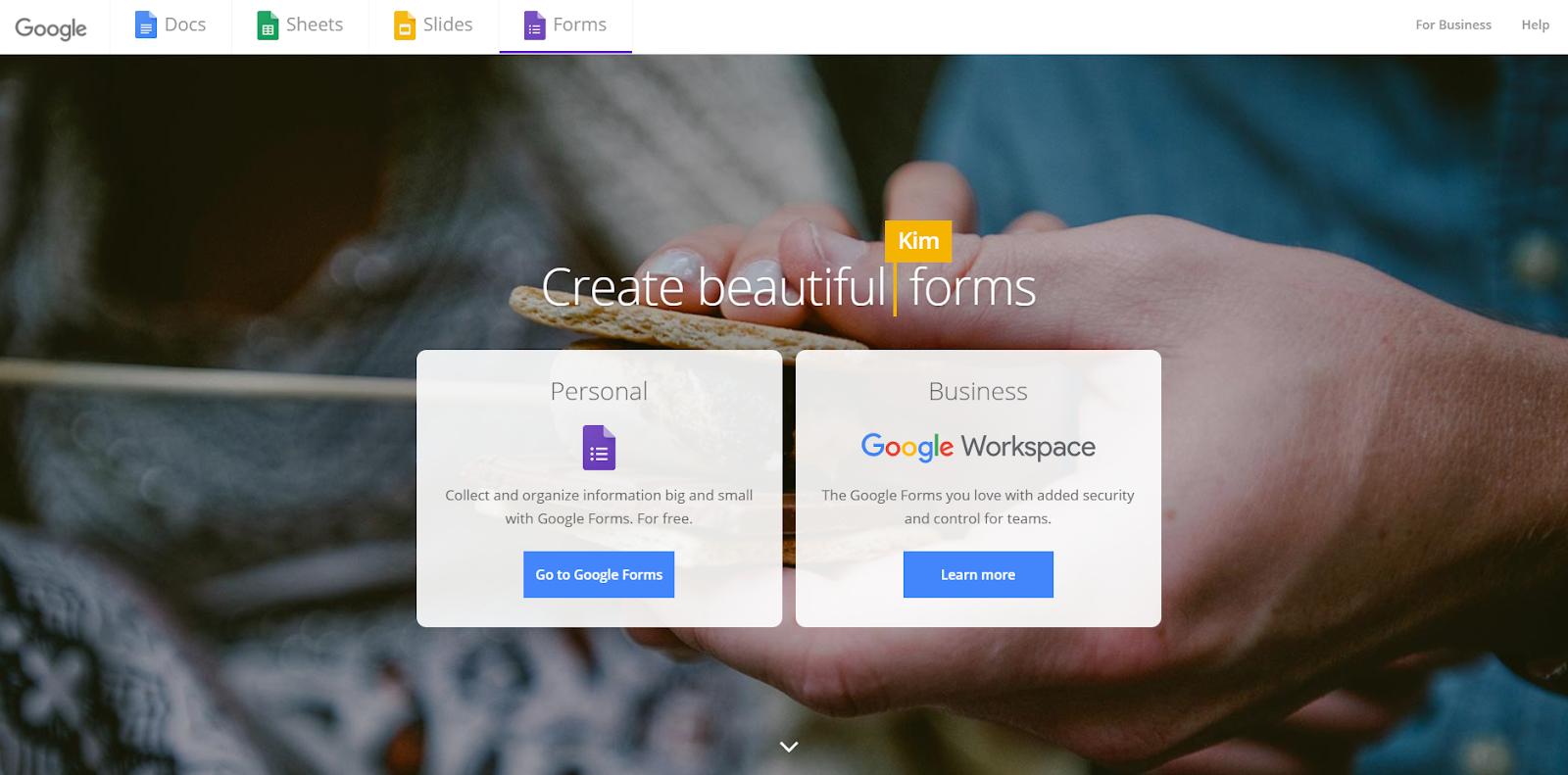 meilleures alternatives de formulaires google