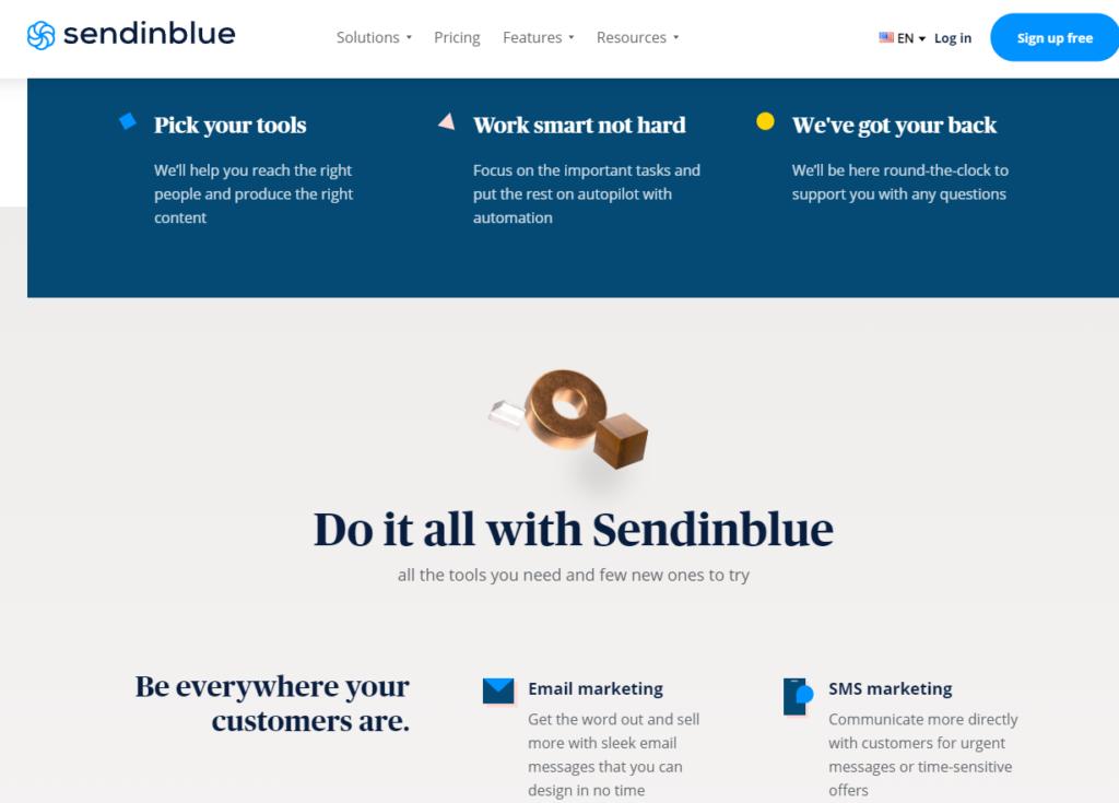 Strona główna Sendinblue