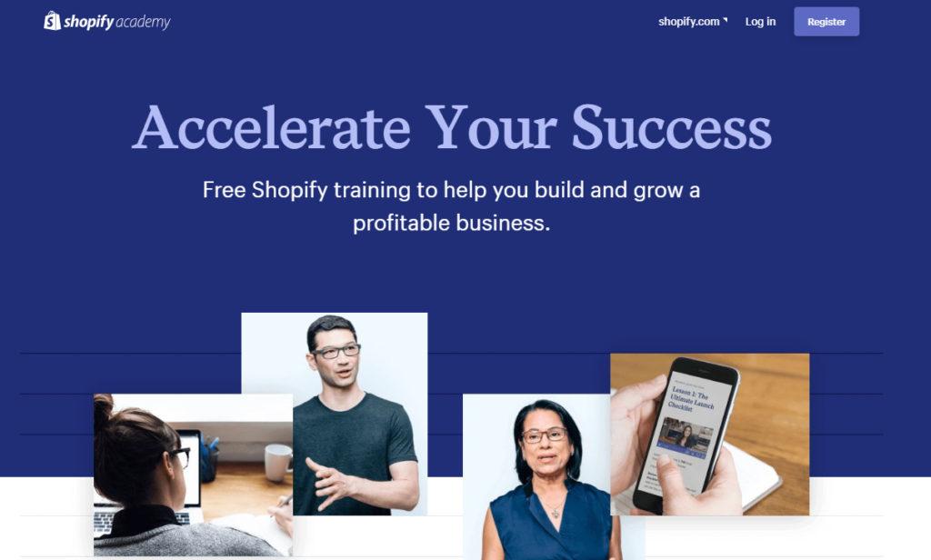 shopify academy
