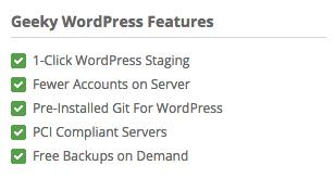 siteground nørdet wordpress funktioner