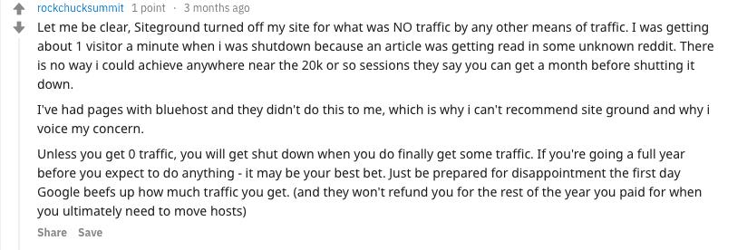 siteground reddit
