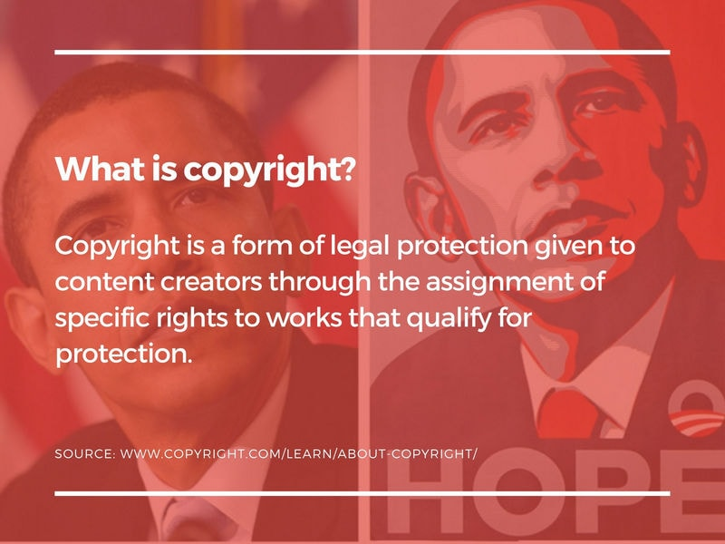 ano ang copyright