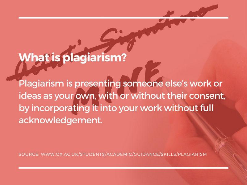 ano ang plagiarism