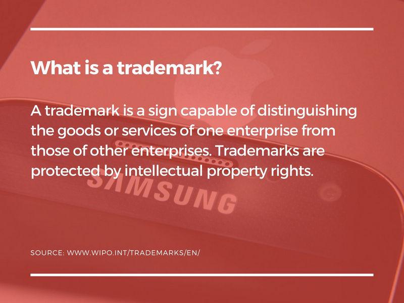 ano ang trademark