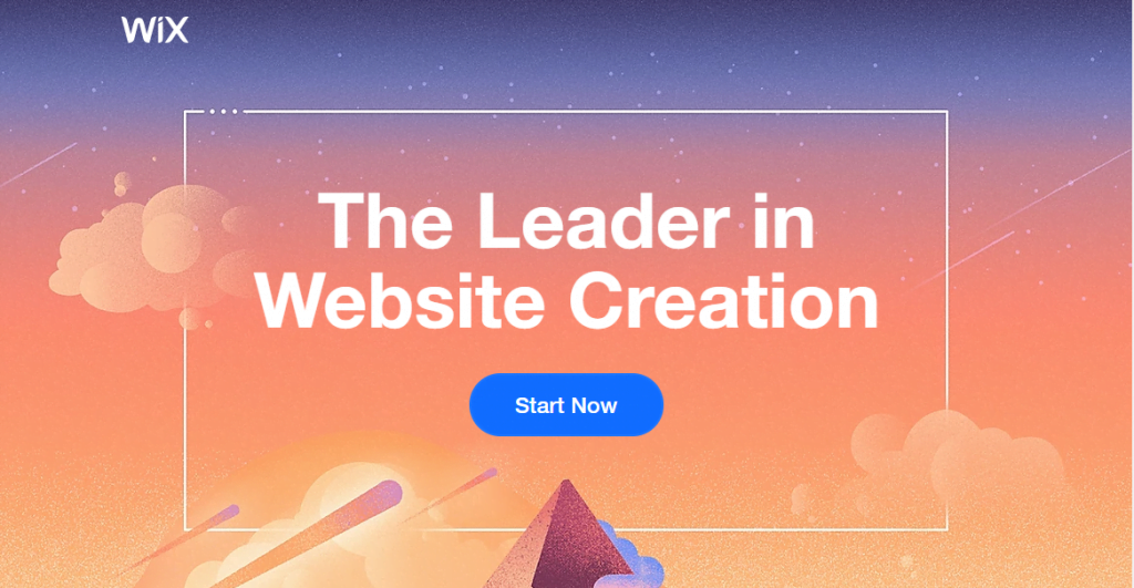 wix website builder bluehost vs wix