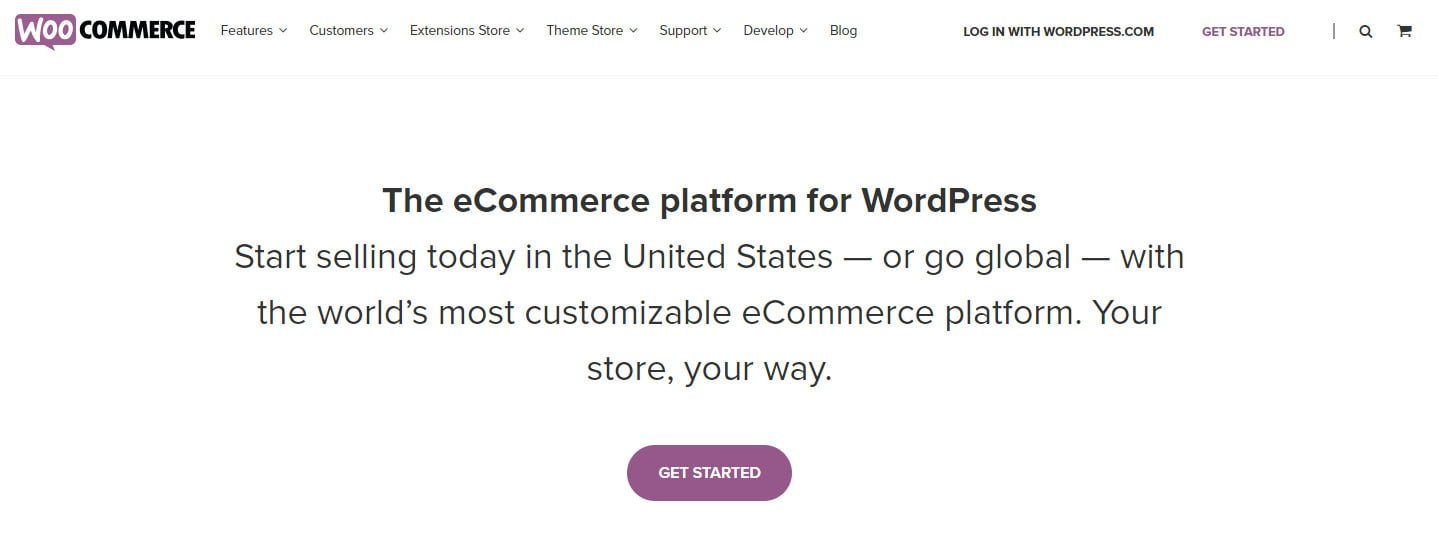 Websites wie Woocommerce